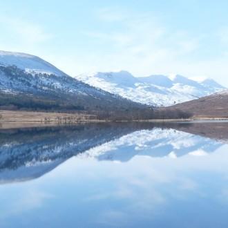 Glen Mallie from Loch Arkaig