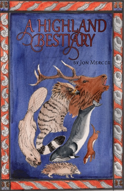 Highland Bestiary cover